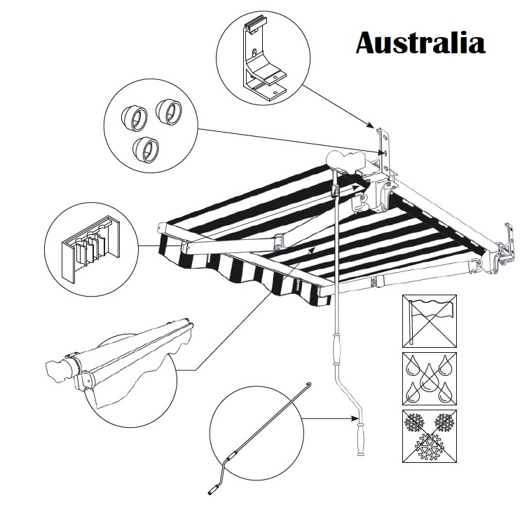 Nivelvarsimarkiisi Australia