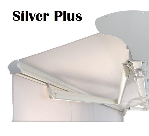 Terassimarkiisi Silver Plus