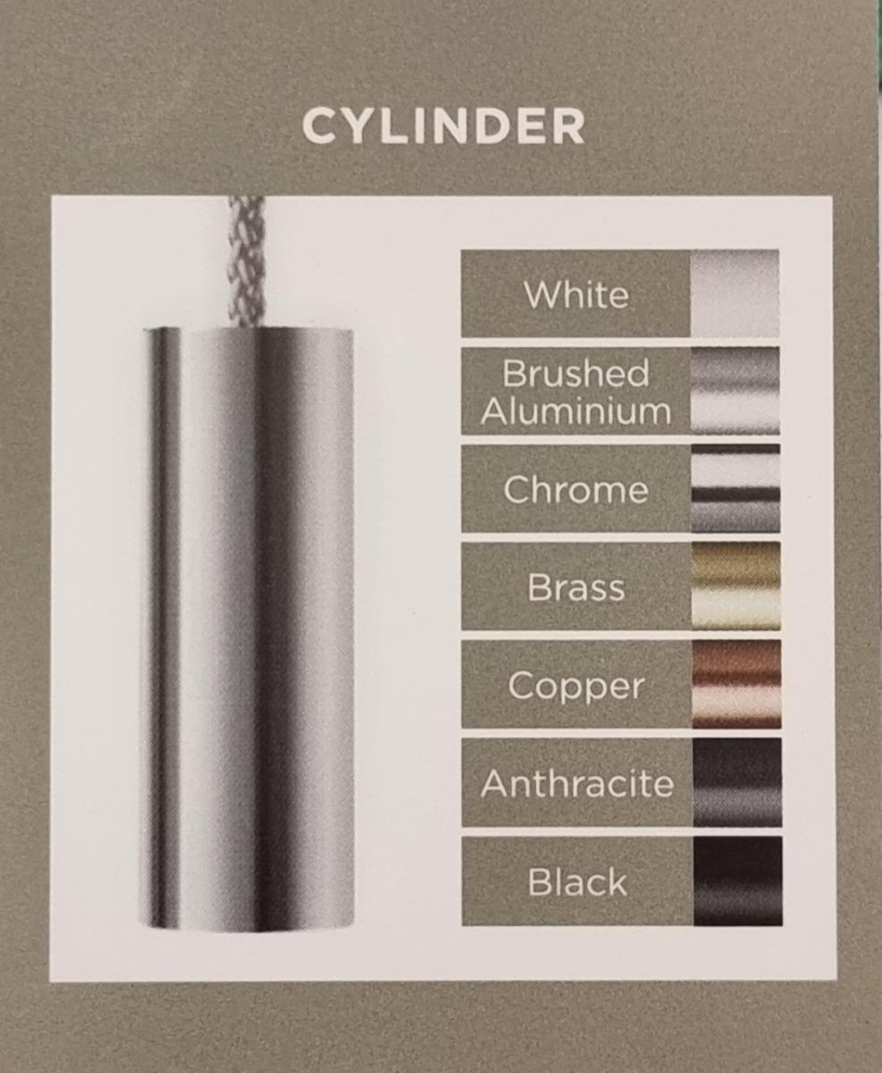 Narukello Cylinder Fauxwood puujäljitelmäkaihtimeen
