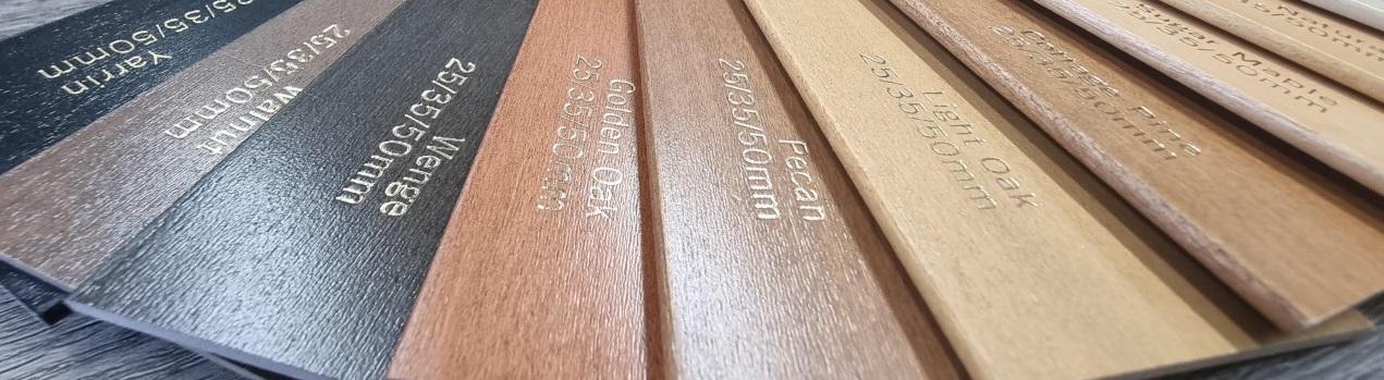 Timberlux Basic puusälekaihdinmallisto