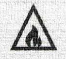 Palosuojattu rullaverhokangas