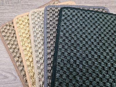 Belitze lateksipohjainen sisalmatto lankakanttuna lähelle sävyyn - Omalla mitalla