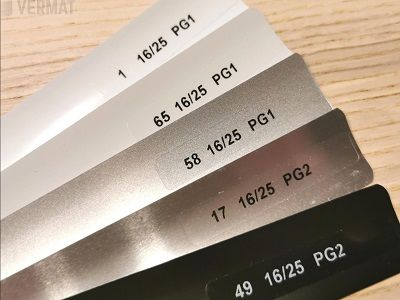Mikrosälekaihdin - 16mm sälekaihdin
