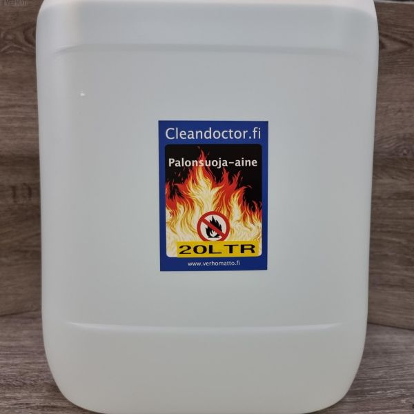 Cleandoctor palosuoja-aine 20ltr