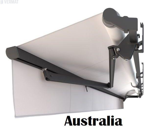 Terassimarkiisi Australia - Nivelvarsimarkiisi
