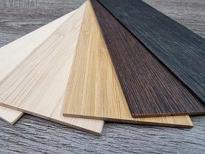 Puusälekaihdin bambu 50mm pinta-asennusmalli
