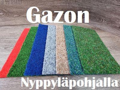 Homehtumaton ruohomatto Gazon terassille