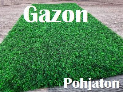Pohjaton Gazon ruohomatto