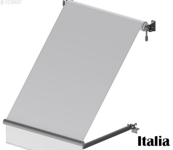 Italia ikkunamarkiisi - sivuvarsimarkiisi