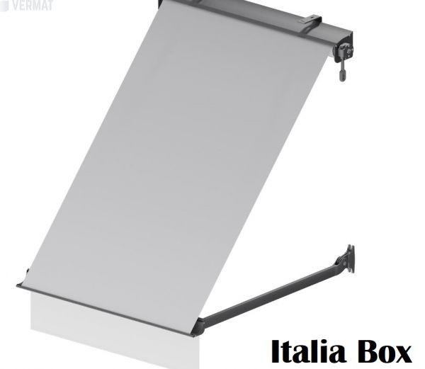 Koteloitu nivelvarsimarkiisi Italia Box