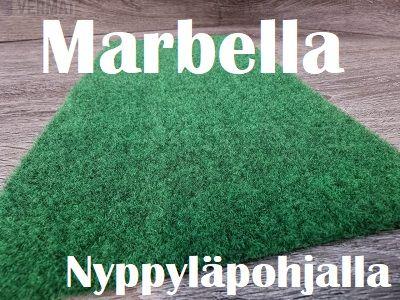 Ohut ruohomatto Marbella nyppyläpohjalla