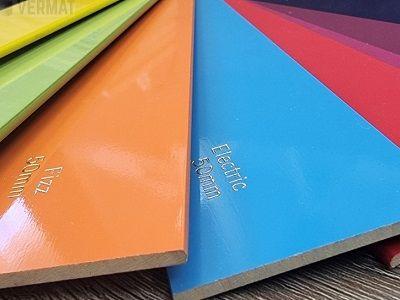 Timberlux kiiltävä ja värikäs Mode mallisto