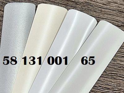 Sälekaihdin väliasennusmalli 25mm, perusvärit - Sälekaihtimet matta valkoinen, kiiltävä valkoinen, lämmin valkoinen, matta hopea vermat.fi verkkokaupasta