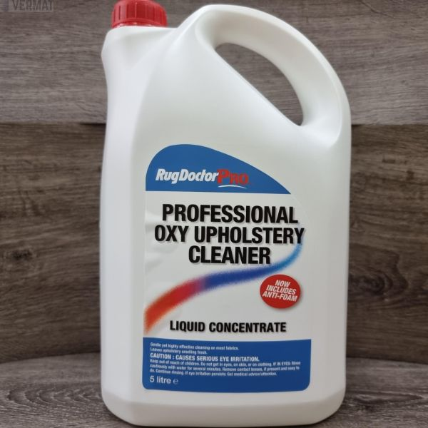 Professional Oxy Upholstery Cleaner 5ltr