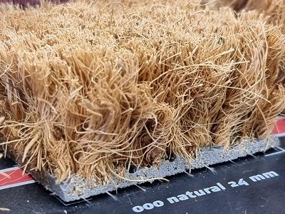 Kookosharjamatto Ruco paksuus 24mm väri natur 000