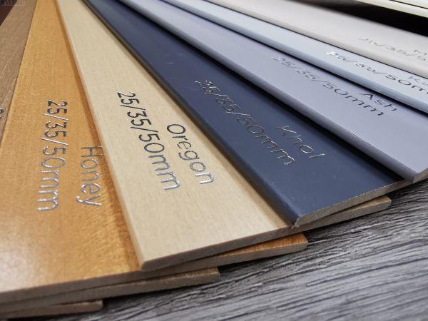 Puusälekaihdin mallisto Sunwood - Puusälekaihtimet mittojen mukaan